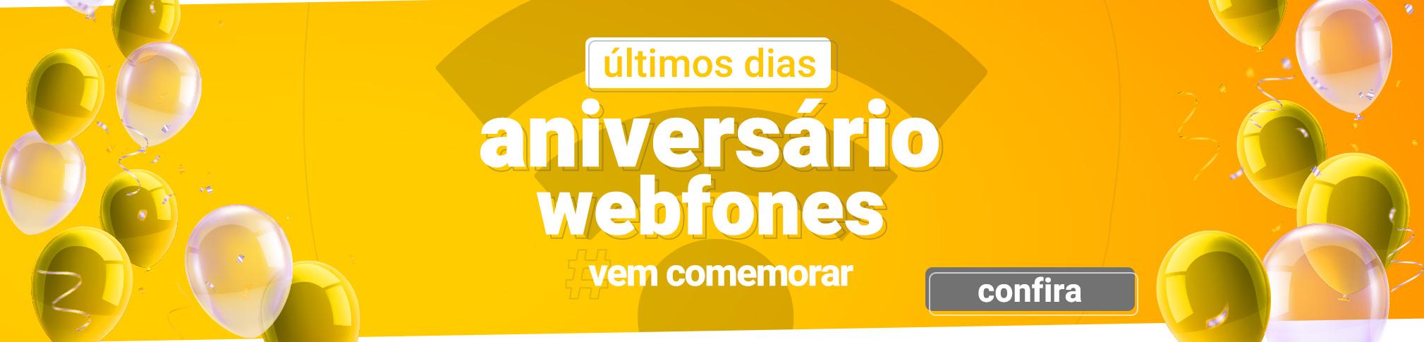 Aniversário WF